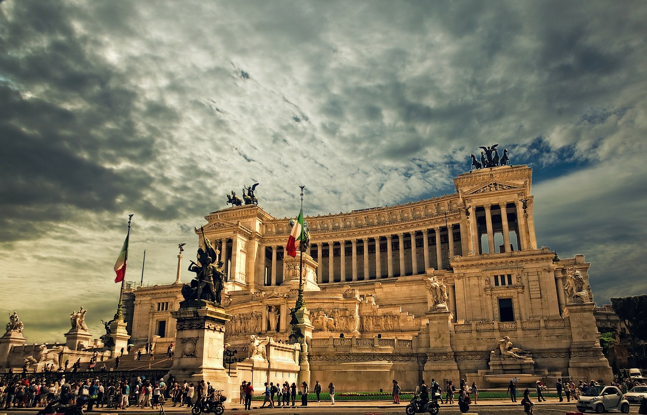 Gita a Roma del 18 marzo 2018